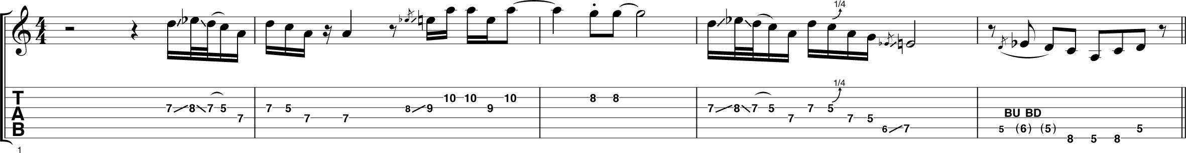 30 Day Guitar Challenge Day 25 Make Use Of Chord Tones Musicradar