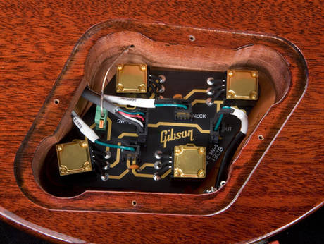 installing pickups in gibson s new circuit board my les paul forum rh mylespaul com Gibson SG Wiring -Diagram Gibson 57 Classic Pickup Wiring Diagram